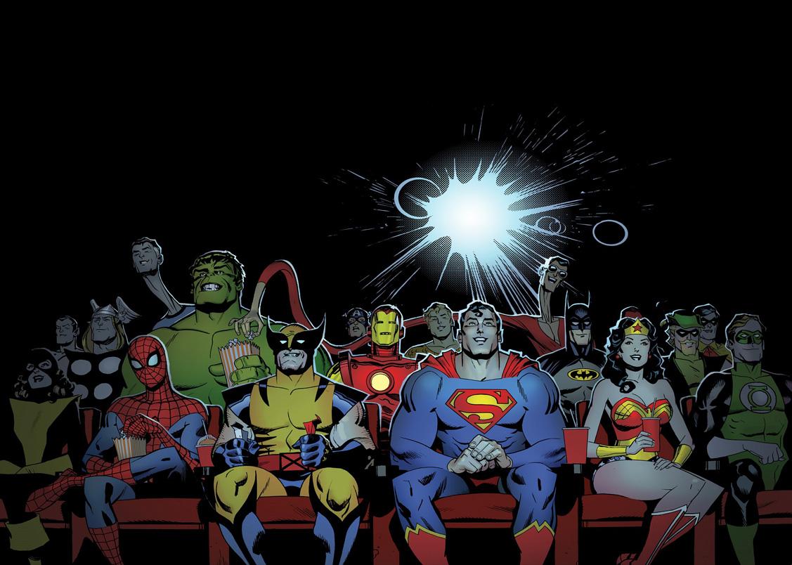 Fumetto e Cinema - Crea il tuo Comic