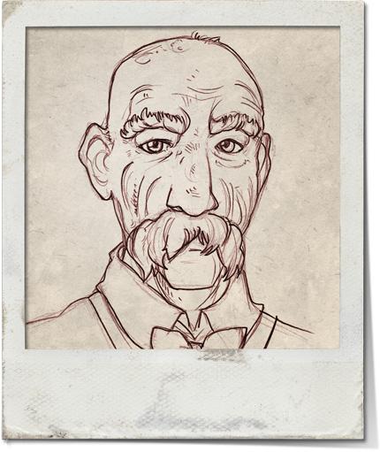 Harold Reckeweg - Il nonno di Mark