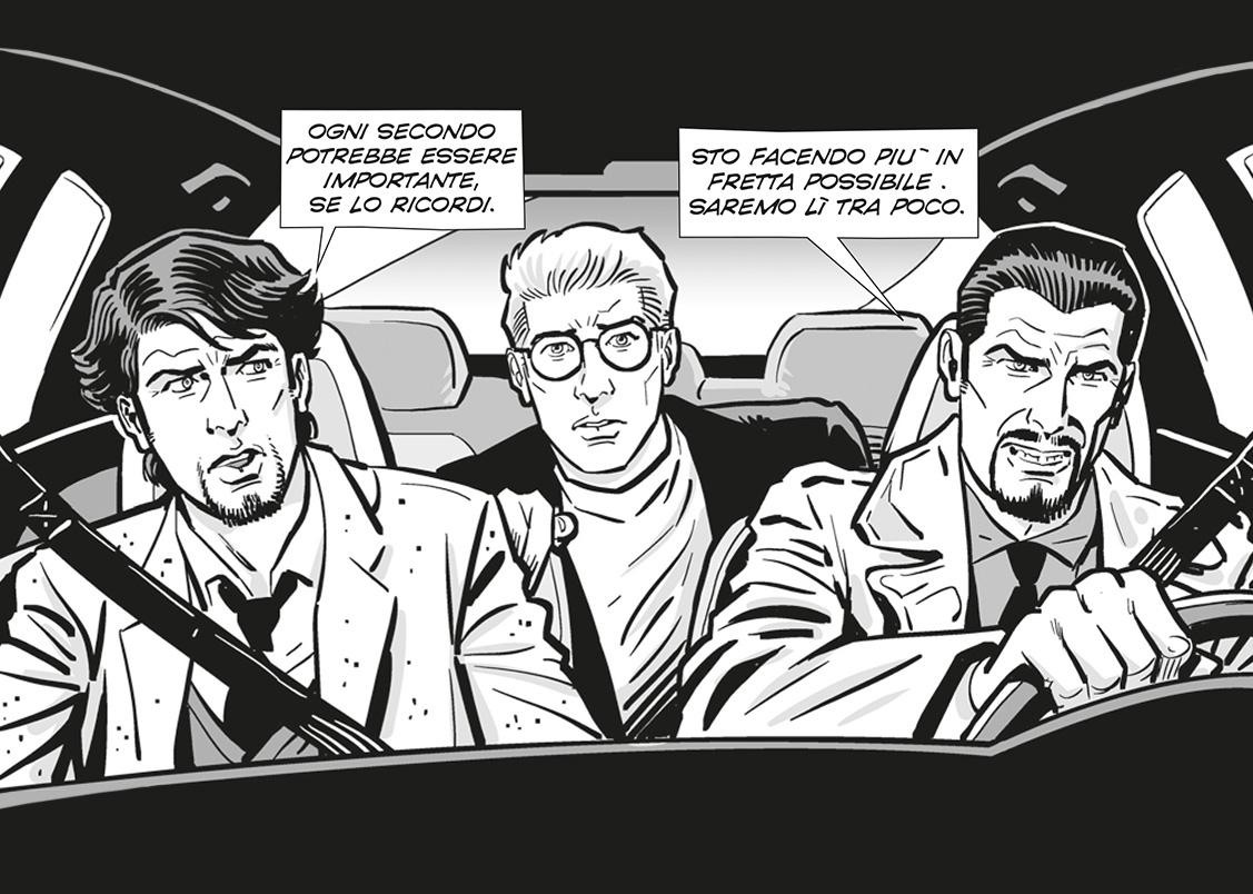 Dialoghi nei fumetti