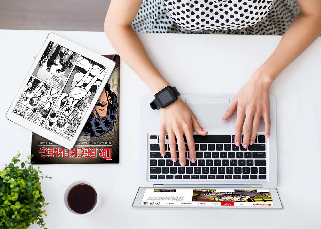 Fumetto digitale o cartaceo: i formati del fumetto