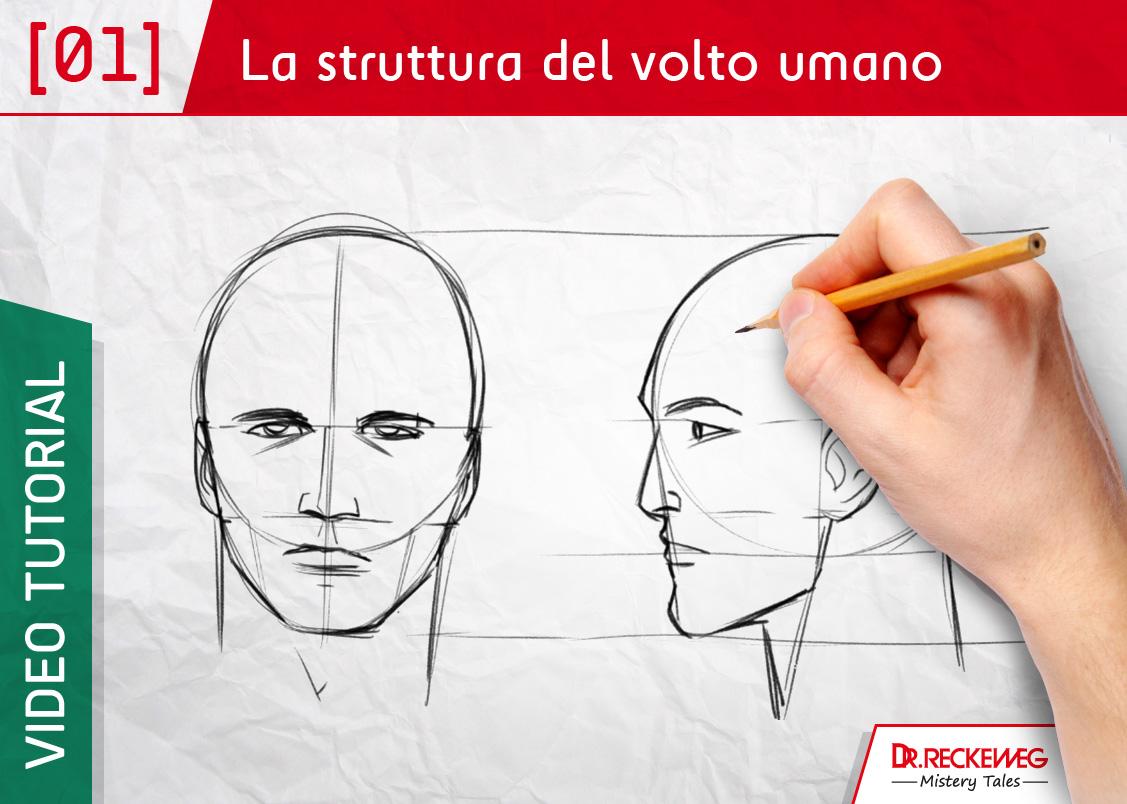 Corso di disegno online come disegnare un volto umano for Disegnare la planimetria online gratuitamente