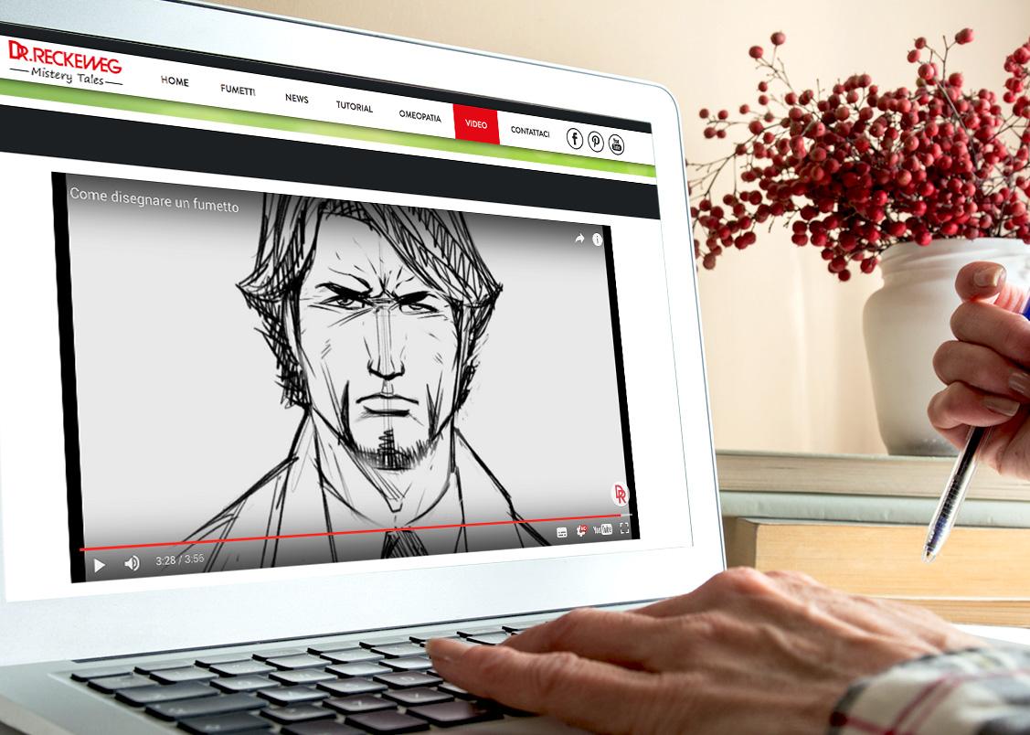 Come si disegna un fumetto: il volto umano