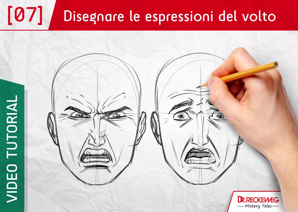 Lezioni di disegno online come disegnare le espressioni for Come disegnare le planimetrie online